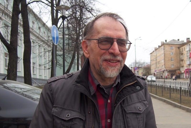 Николай Кутьков. Фото Ирины Ларионовой