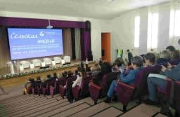 В IV Всероссийском съезде сельских учителей «Сельская школа как фактор развития сельских территорий» приняли участие 450 делегатов из 55 субъектов РФ