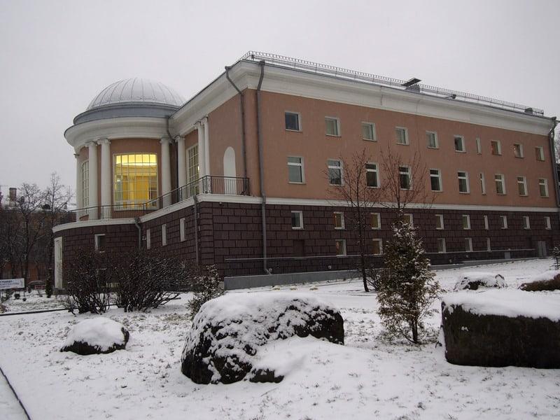Национальная библиотека Карелии. Фото Ирины Ларионовой