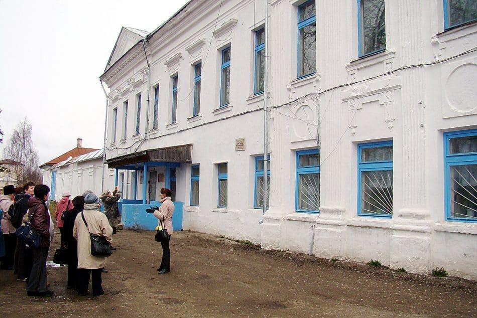 Комплекс каменных построек местного купца Холодова