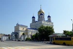 Прогулки по России с Лидией Винокуровой. Елец и сон Тамерлана
