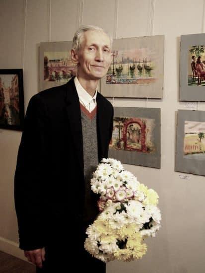 Борис Акбулатов. Фото Ирины Ларионовой