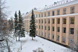 Петрозаводский  государственный университет. Фото: petrsu.ru