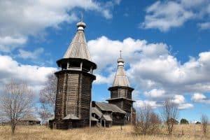 Варваринская церковь в деревне Яндомозеро. Фото из группы: vk.com