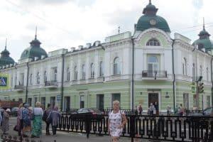 Прогулки по России с Лидией Винокуровой. Тамбов