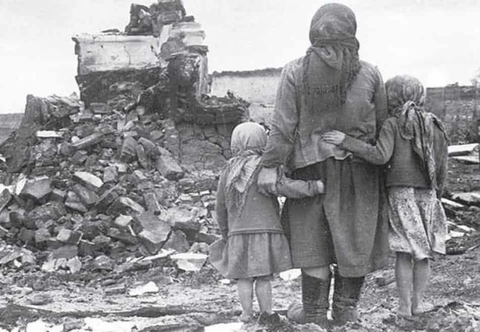 Дети войны. Фото: vechorka.ru
