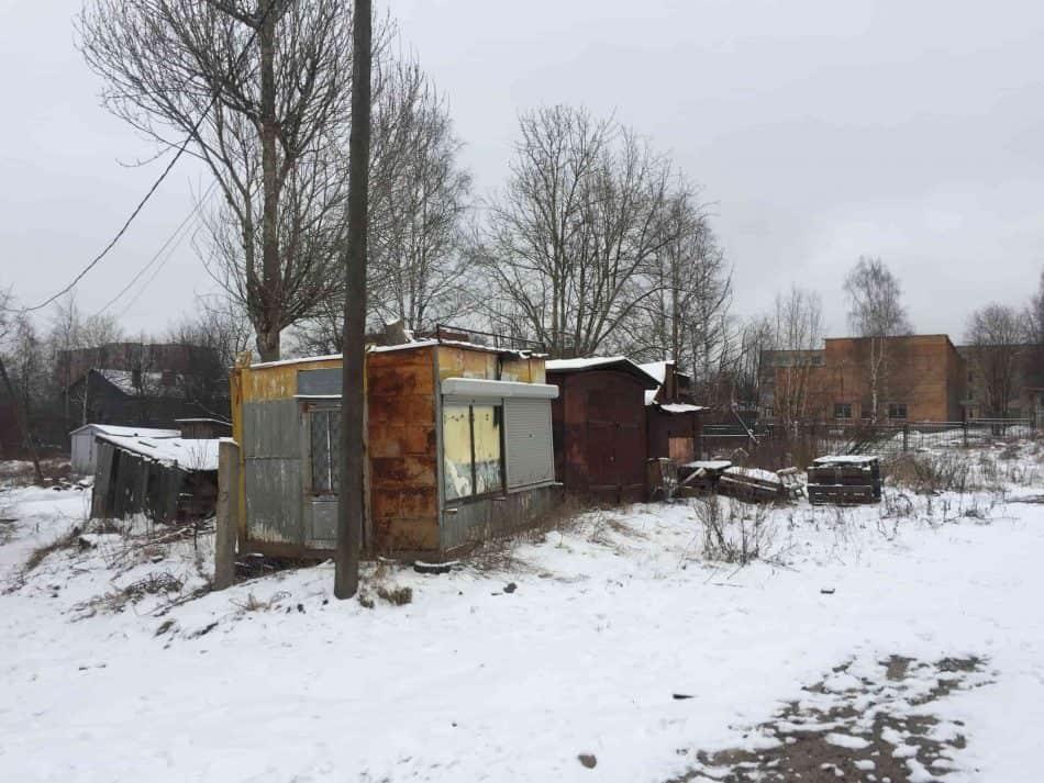 Петрозаводск, улица Достоевского. Фото Яны Жемойтелите