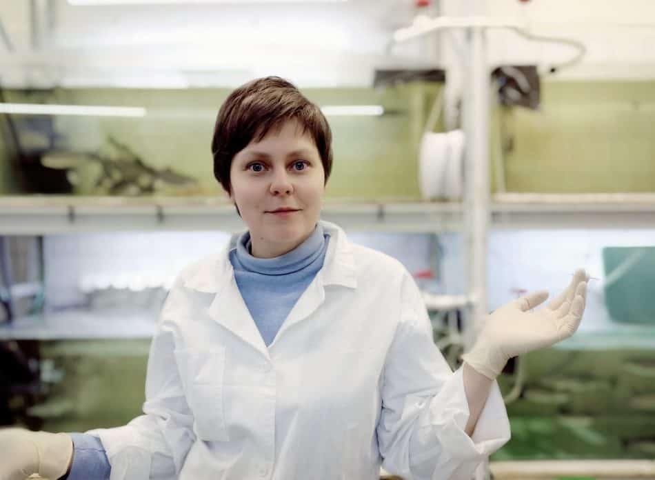Екатерина Борвинская