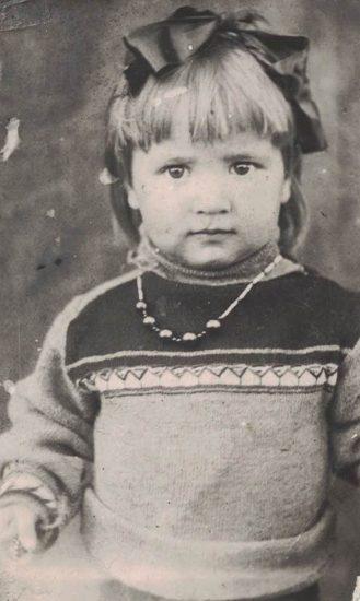 Нина Сохнова, 1943