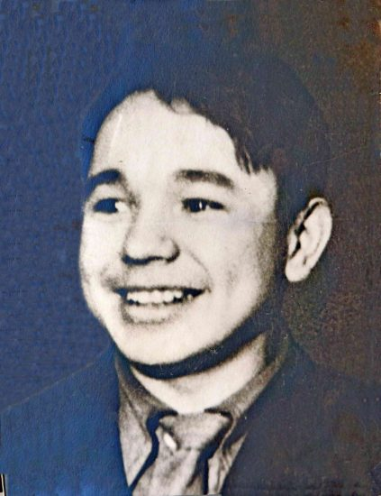 Валентин Родькин. 18 лет