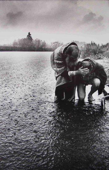 Владимир Семин. Российское ортодоксальное крещение. 1996