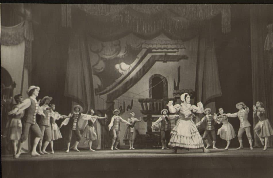 «Тщетная предосторожность». 1975 год. Музыкальный театр Карелии