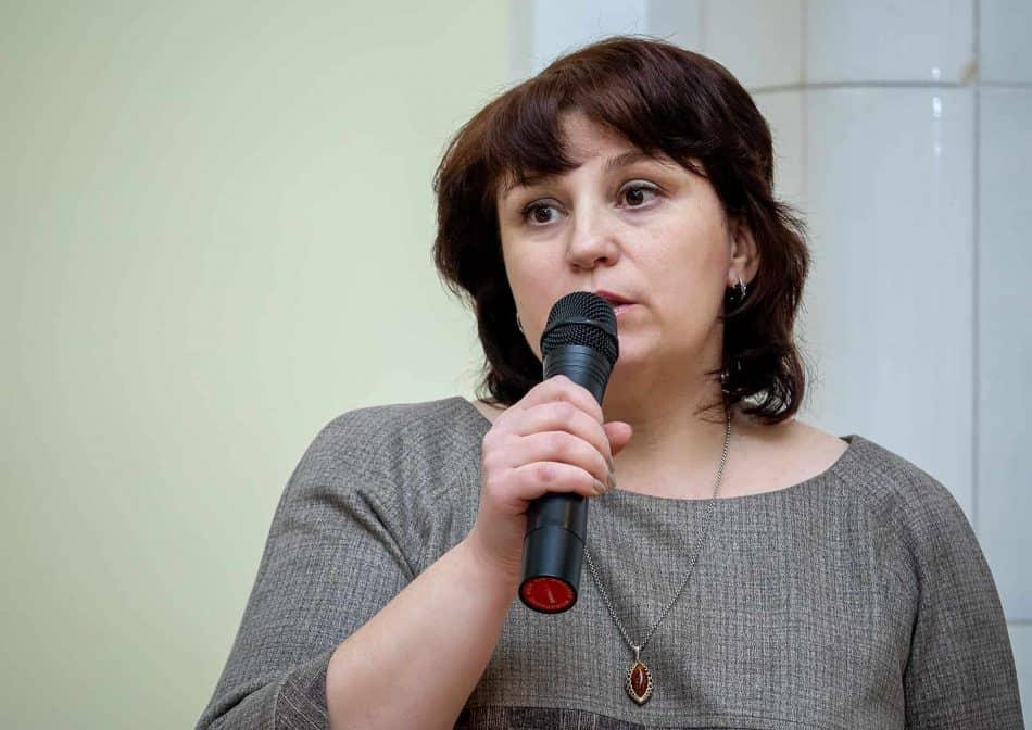 Елена Усачева. Фото: Леонид Николаев