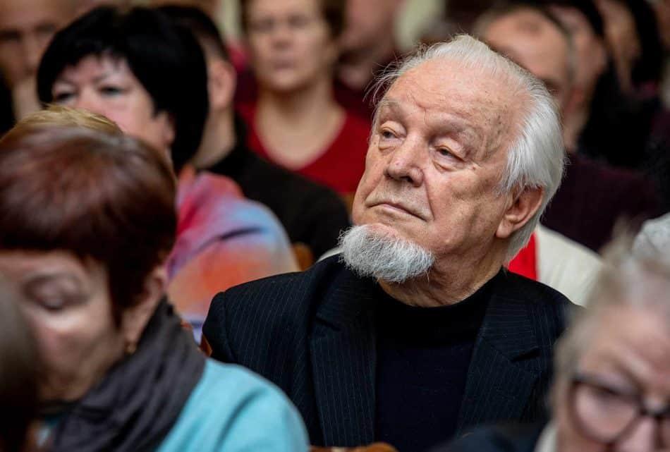 Профессор, доктор исторических наук Лев Суни. Фото: Леонид Николаев