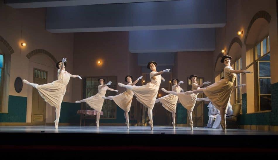 """Балет """"Тщетная предосторожность"""" в Музыкальном театре Карелии. 2020 год"""