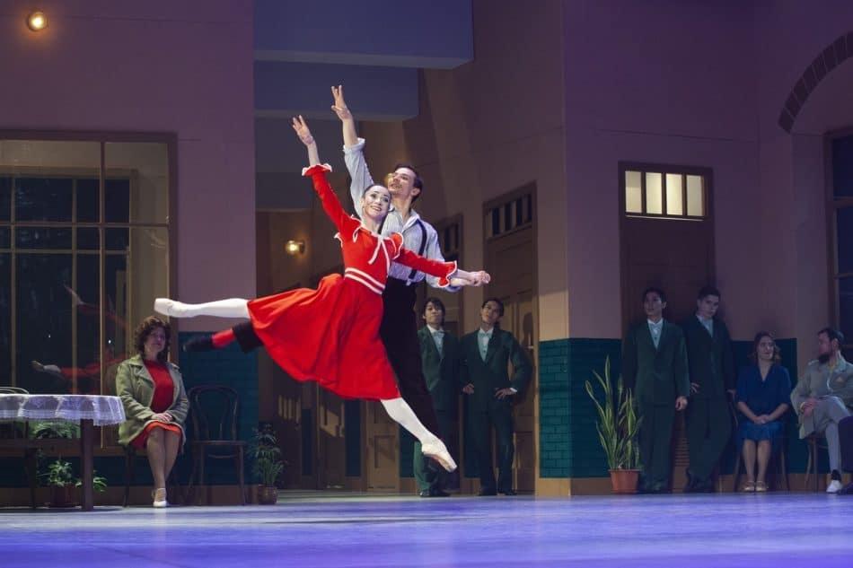 Алевтина Касаткина и Максим Павлов. Фото: Виталий Голубев