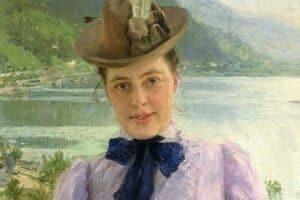 Портрет в тирольской шапочке. История любви Ильи Репина и Натальи Нордман