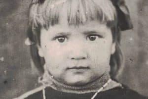 Дети войны. Нина Сохнова из деревни Карпина Гора