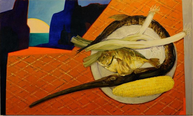Жанна Свиридникова. Кукуруза