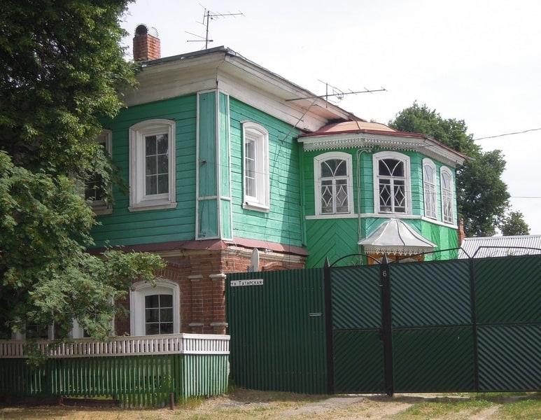Касимов. Фото Лидии Винокуровой