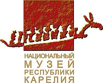 логотип Национального музея с изображением плывущих в лодке людей