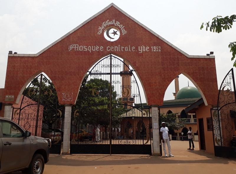 Камерун. Фото Лидии Винокуровой