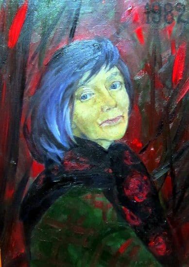 Екатерина Пехова. Автопортрет