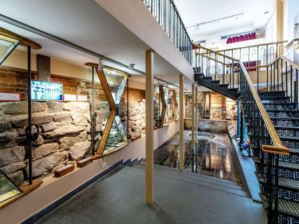 Общий вид нового зала музея