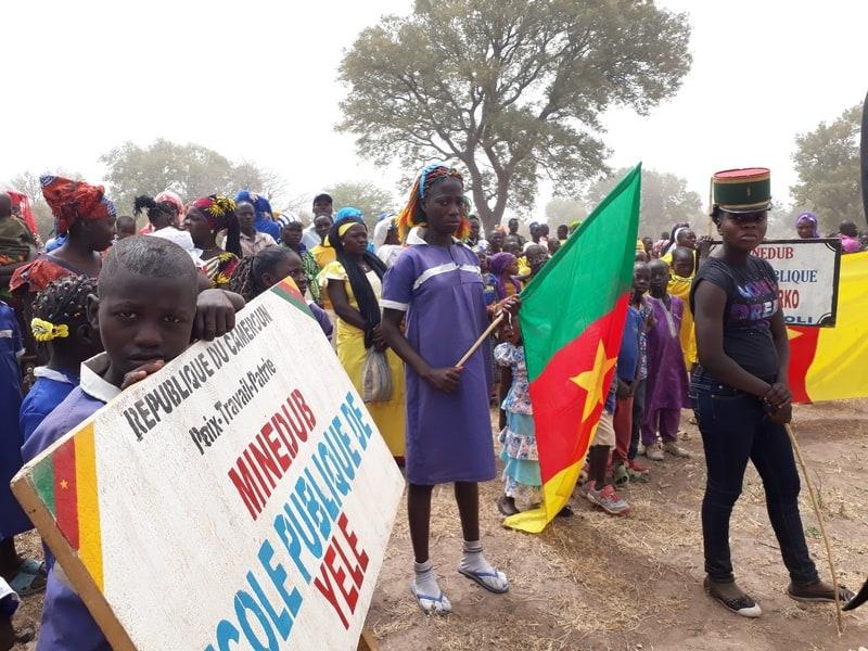 Камерун, племена. Фото Лидии Винокуровой