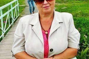 Татьяна Мершукова. Фото из личного архива