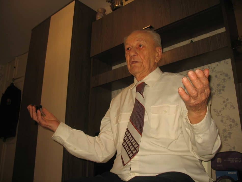 Дмитрий Александрович Москалев