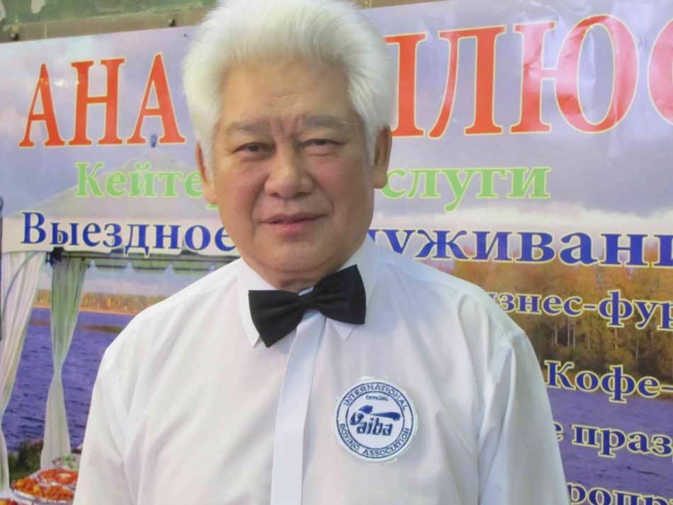 Виктор Югенович Ким