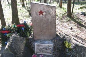 Один за всех. Памятник Яше Степанову в Каменном Бору