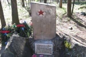 Памятник защитнику Петрозаводска Яше Степанову. С сайта monuments.karelia.ru