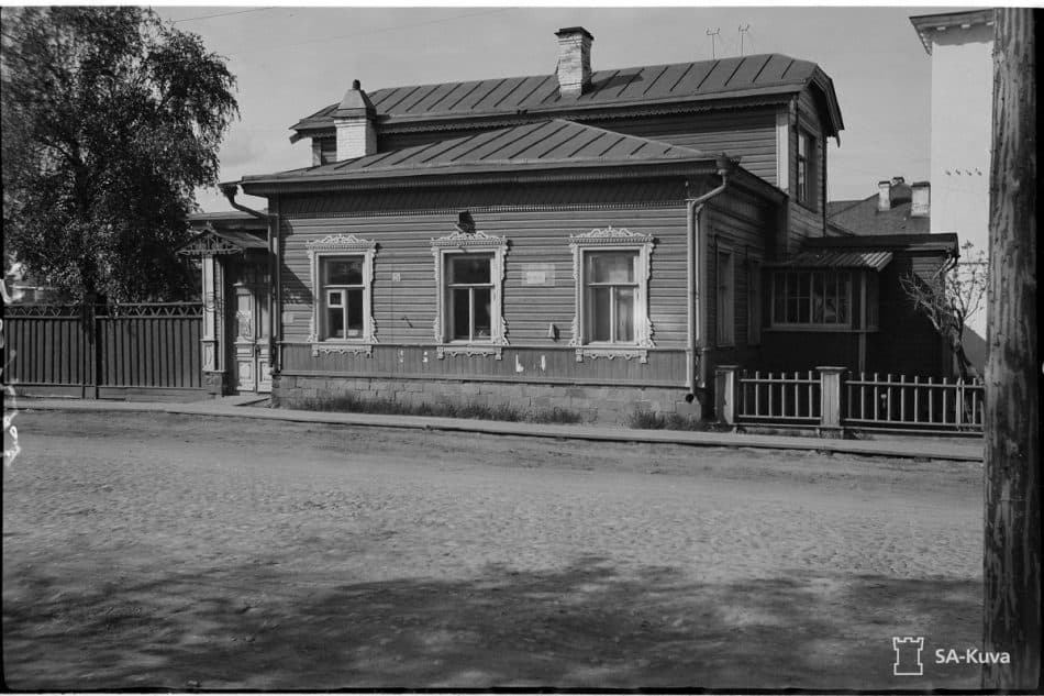 Бывший дом Каца на ул. Кирова ,13 Архитектор Василий Ратьков