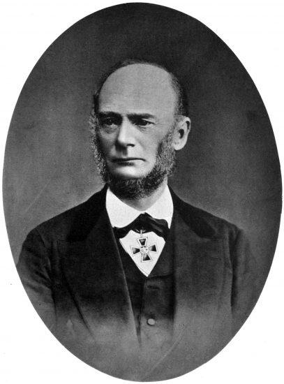 Рудольф Бернгард, директор строительного училища