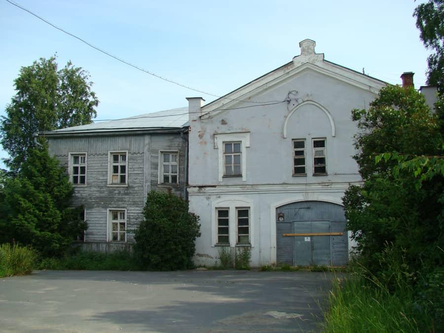 Бывшая психиатрическая больница в 2017. Фото Юлии Свинцовой