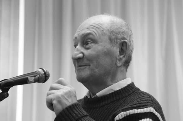 Иосиф Михайлович Гин, 2000-е годы, Петрозаводск. Фото Ирины Ларионовой