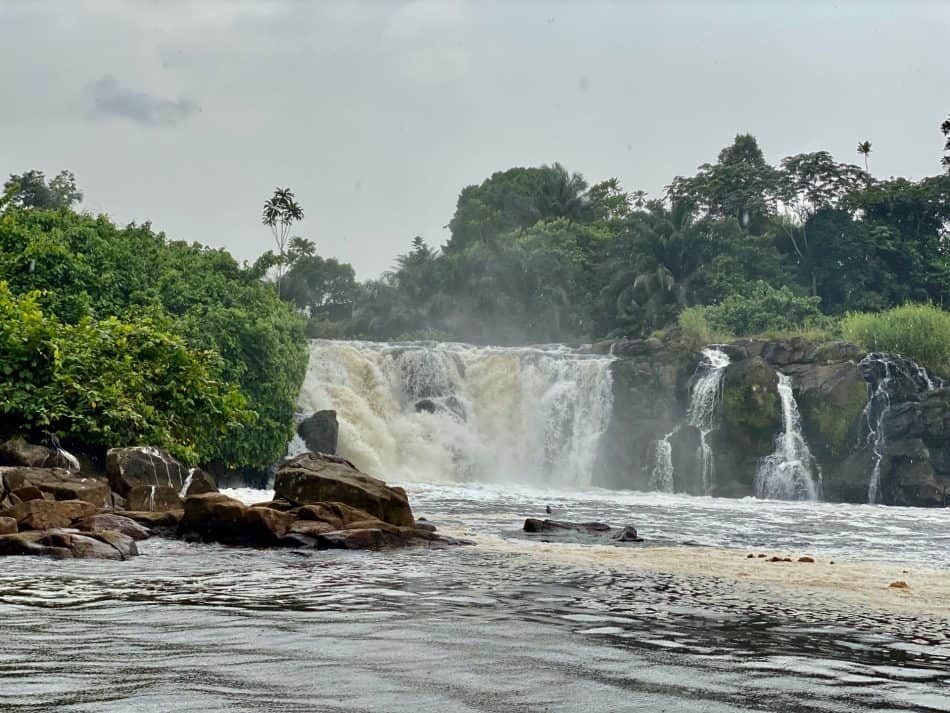 Камерун. Отдых. Фото Лидии Винокуровой