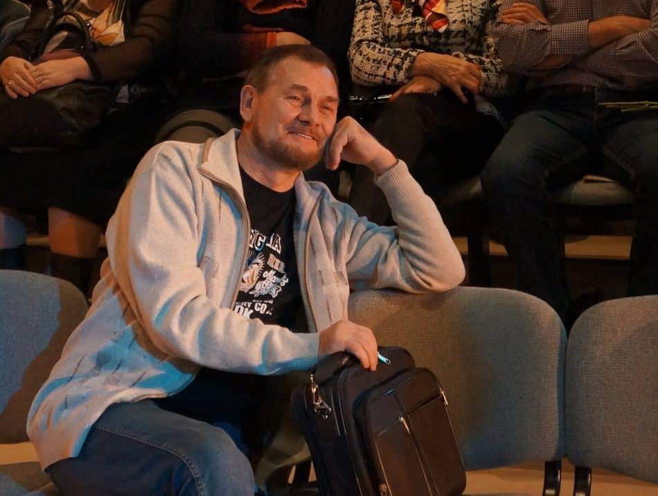 Николай Королев. Фото Ирины Ларионовой