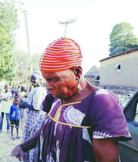 Племена Камеруна. Фото Лидии Винокуровой