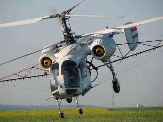 Вертолет Ка-26. Фото: dubki-nk.ru