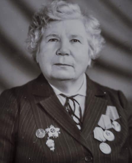 Зинаида Ивановна Хазова