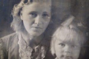 Дети войны. Валентина Викторова из деревни Ужово