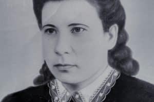 Дети войны. Зина Калинникова из поморского села Подужемье