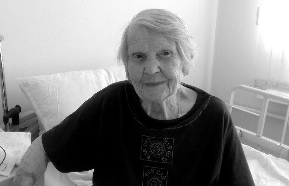 Валентина Михайловна Кондратьева. Фото Ирины Ларионовой