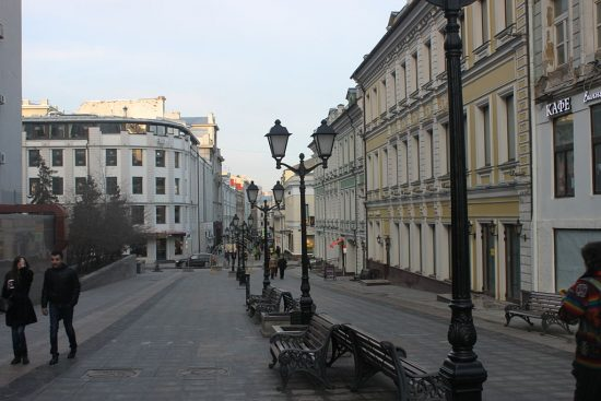 Столешников переулок. 2000-е годы. Фото: ru.wikipedia.org