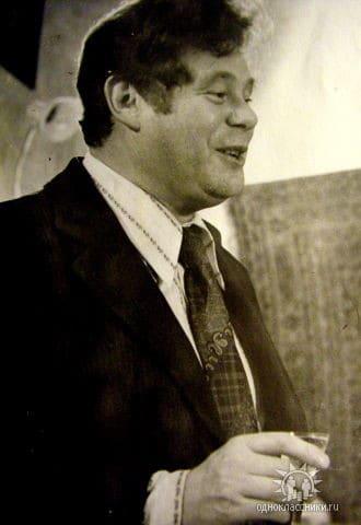Борис Евсеевич Кантор (1934 - 1991)