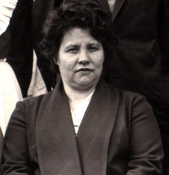 Людмила Ивановна Пьянкова, классная руководительница