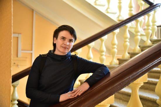 Наталья Мелёхина. Фото из личного архива